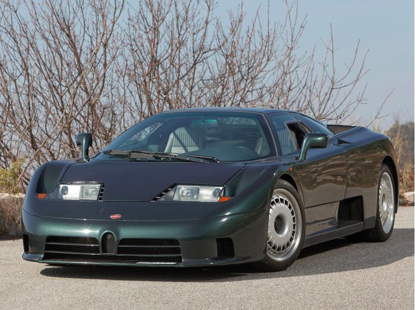Bugatti EB110d