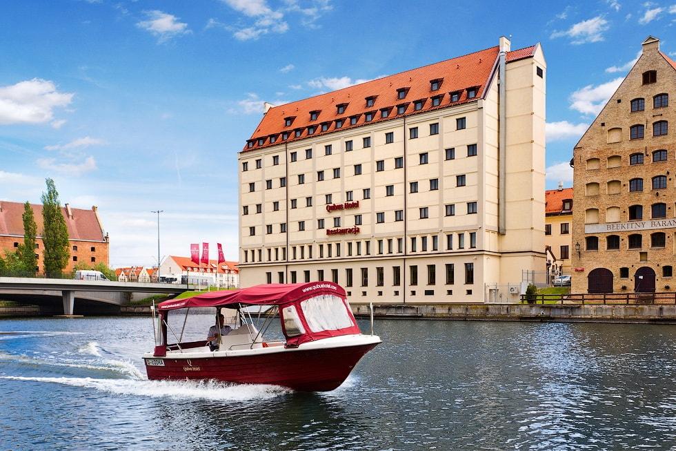 łódka QH Gdańsk