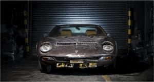 Lamborghini Miura Onassisa - źródło - materiały prasowe Coys.co.uk