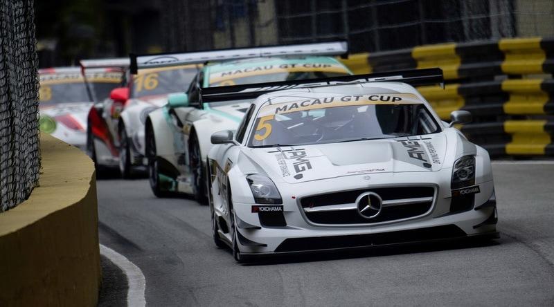 SLS AMG GT3 Customer Motorsports