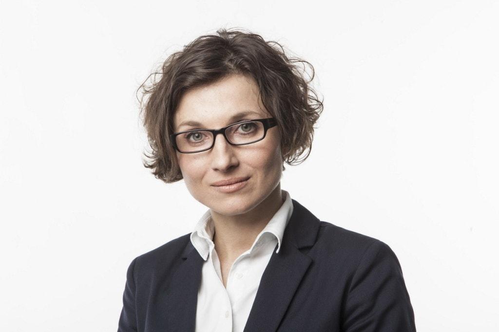 Helena Kamińska, ZFDF
