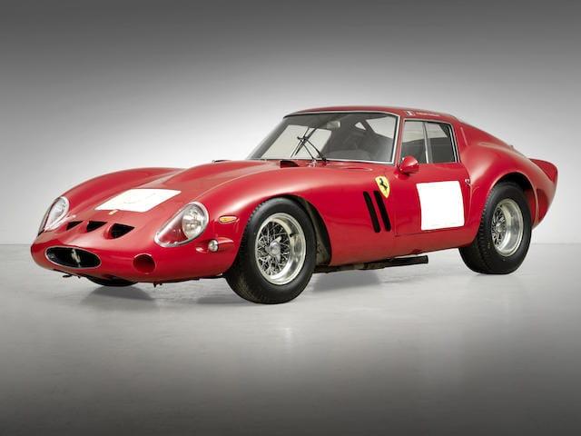 Ferrari 250 Gto, źródło Bonhams