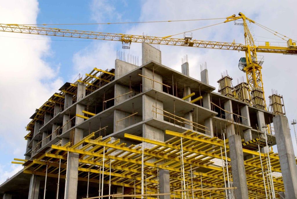 Ceny mieszkań - czyli szalejąca drożyzna - zdjęcie budowy