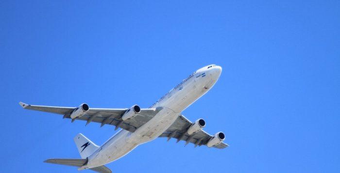 upadłość linii lotniczej