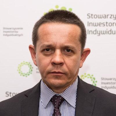 Wojciech Białek, autor bloga K(NO)W FUTURE- prelegenci