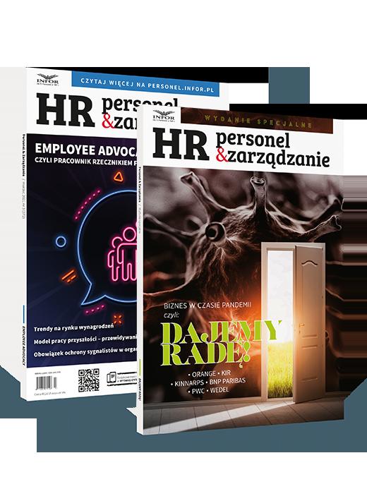 Czy działy HR zdały egzamin w czasie pandemii? - magazyn HR personel&zarządzanie