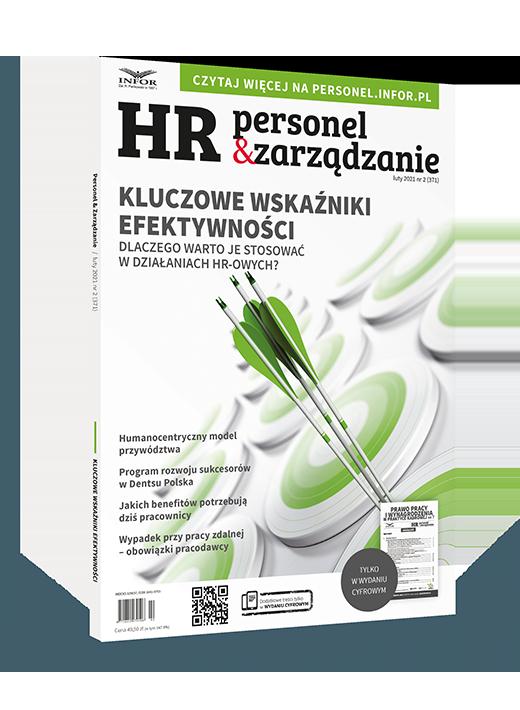 HR przyszłości: Trzeba zawsze dawać z siebie więcej - biało- zielona gazeta HR personel&zarządzanie