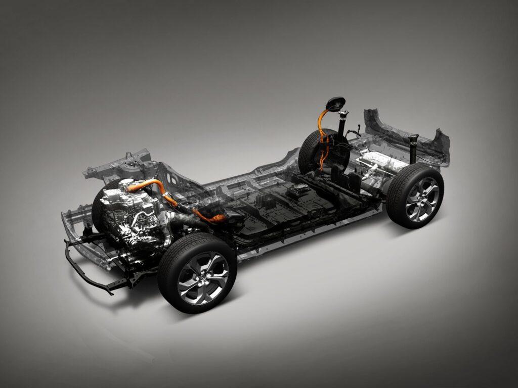 Nowe SUV-y z rodziny Mazdy na europejskich drogach - nadwozie samochodu Mazda.